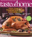 Gift List - Cookbooks - Taste of Home Magazine Subscription
