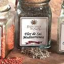 Gift List - Gourmet Spices - Flor de Sal Mediterranea Blend