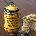 Gift List - Gourmet Spices - Princesa de Minaya Saffron Hand Painted