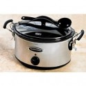 Gift List - Slow Cookers - Hamilton Beach 33162H 6qt