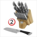Gift List - Top Picks - Pick 2 - Chicago Cutlery Fusion 18-Piece