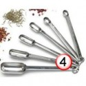 Gift List - Top Picks - Pick 4 - RSVP Spice Measuring Spoons 6-Piece