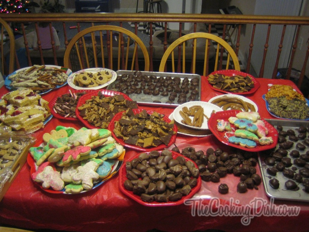 2nd Annual QA Christmas Candy Party