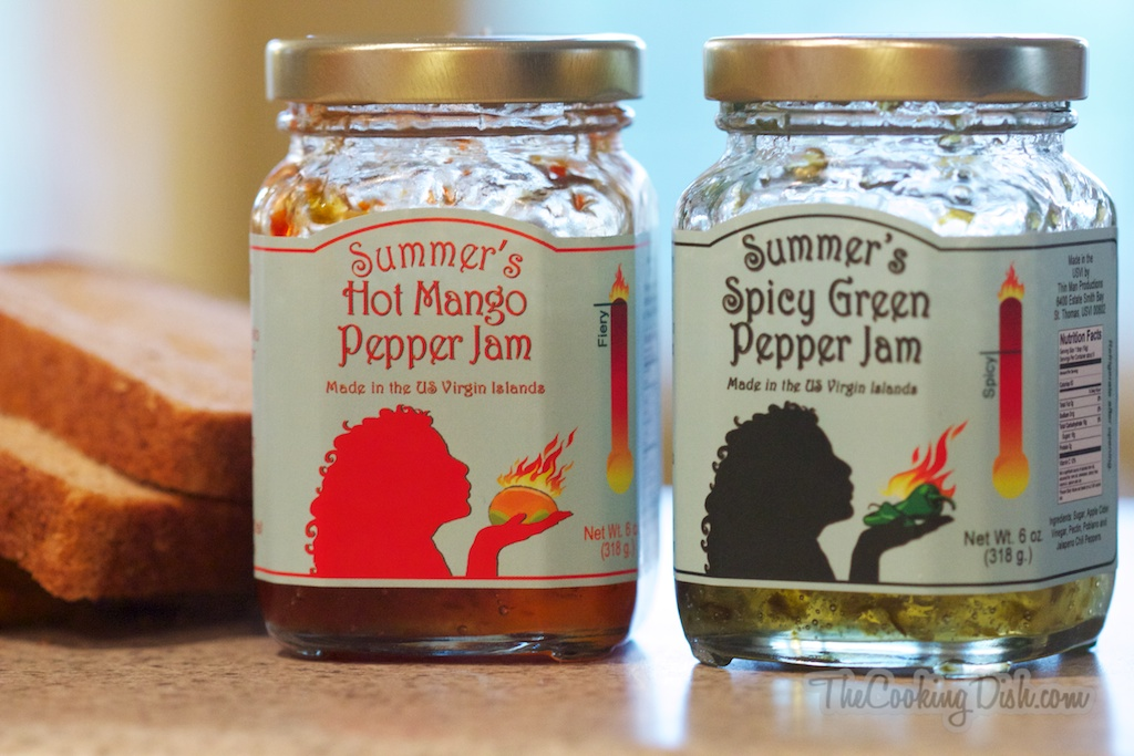 Featured Part 3 Summer's Spicy Pepper Jams Backlight