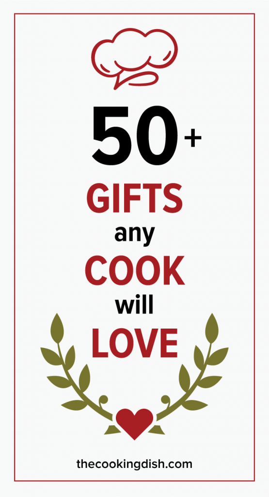 50+ gifts guaranteed to please any food lover.
