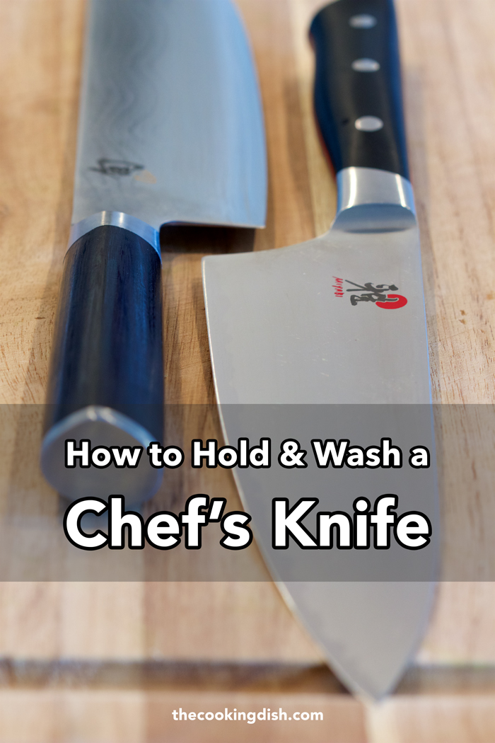 Minimize cuts and accidents and increase your efficiency with these two knife techniques.