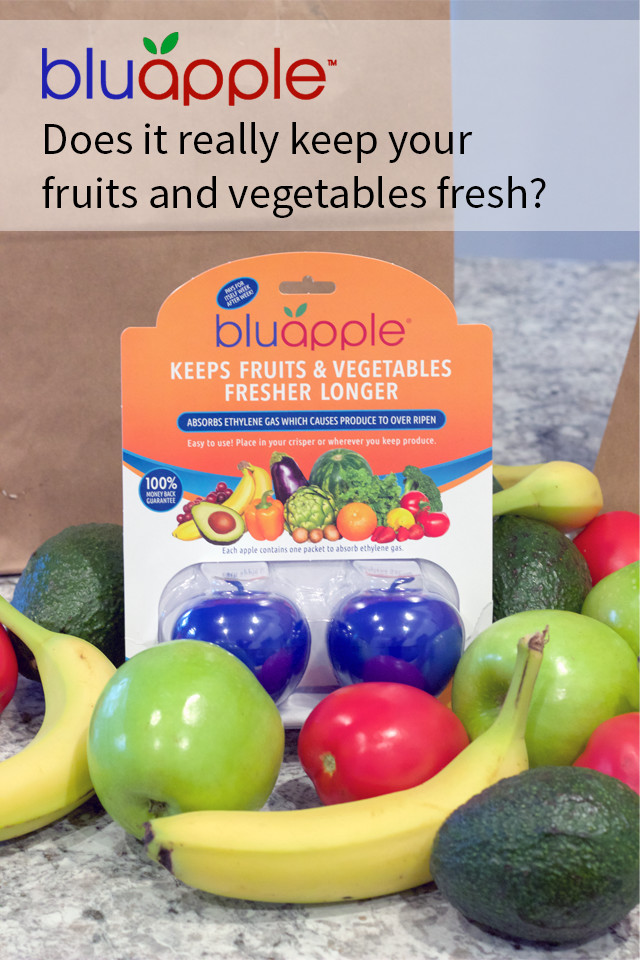 An easy and economical solution to keeping your fruit and vegetables from spoiling.